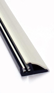 PVC/TPE co-extrusions