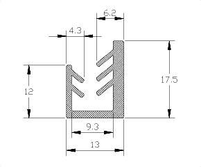 STV34 - PVC morbido