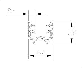 STV38 - PVC morbido